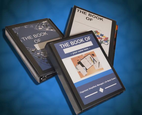 Mini Book Of